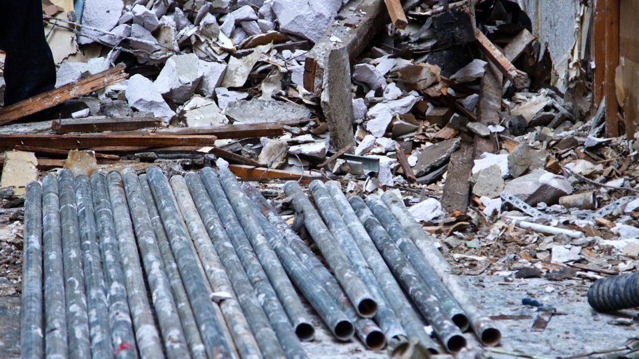 解体工事業が新設しました。